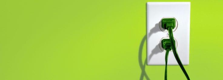 lime green power chord